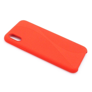 Futrola NILLKIN Flex II za Iphone X crvena