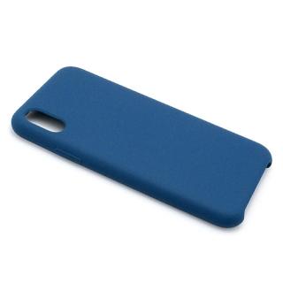 Futrola NILLKIN Flex pure za Iphone X plava