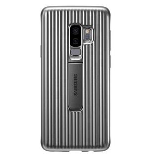 Samsung zaštitna stojeća futrola za Galaxy S9 Plus srebrna