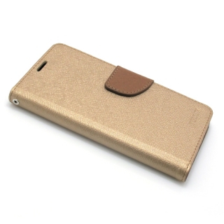Futrola BI FOLD MERCURY za Huawei P20 Lite zlatna