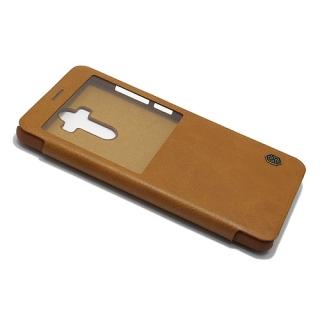 Futrola NILLKIN QIN za Huawei Mate 9 braon