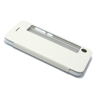 Futrola NILLKIN QIN za Huawei P10 bela
