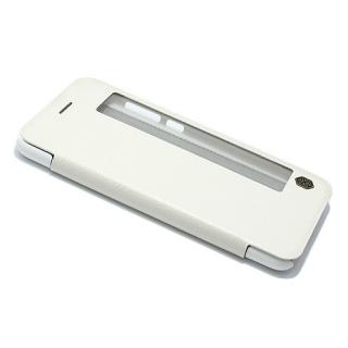 Futrola NILLKIN QIN za Huawei P10 Plus bela