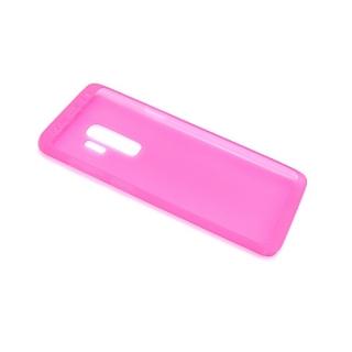 Futrola silikon 360 PROTECT za Samsung G965F Galaxy S9 Plus roze