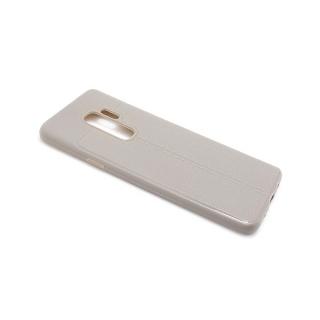 Futrola silikon ELEGANT THIN za Samsung G965F Galaxy S9 Plus siva