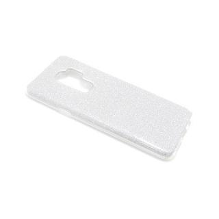 Futrola silikon GLITTER SHOW YOURSELF za Samsung G965F Galaxy S9 Plus srebrna