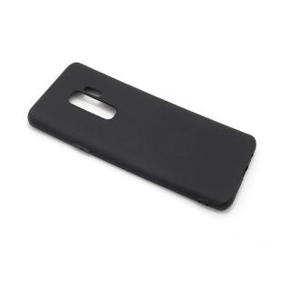 Futrola ULTRA TANKI KOLOR za Samsung G965F Galaxy S9 Plus crna