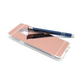 Futrola MIRROR za Samsung G960F Galaxy S9 roze