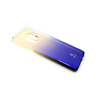 Futrola BASEUS Glaze za Samsung G960F Galaxy S9 crno-ljubicasta