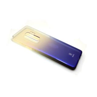 Futrola BASEUS Glaze za Samsung G965F Galaxy S9 Plus crno-ljubicasta