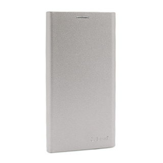 Futrola BI FOLD Ihave Elegant za Huawei P Smart/Huawei Enjoy 7S siva