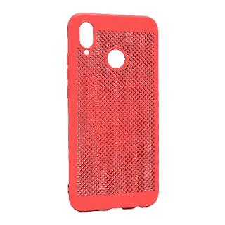 Futrola silikon BREATH za Huawei P20 Lite crvena