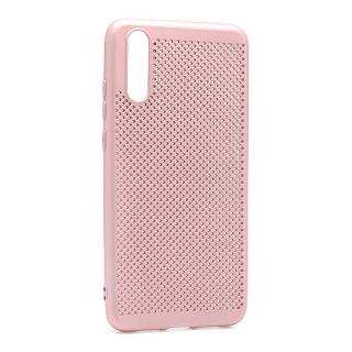 Futrola silikon BREATH za Huawei P20 roze