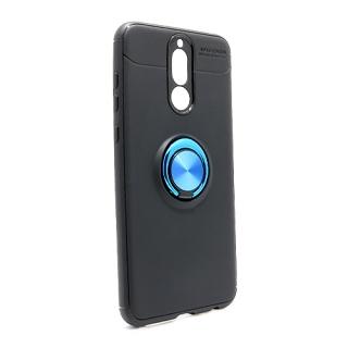 Futrola Elegant Ring za Huawei Mate 10 Lite crno-plava