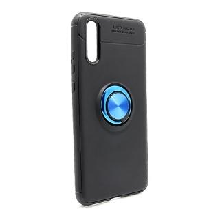 Futrola Elegant Ring za Huawei P20 crno-plava