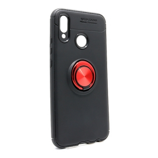Futrola Elegant Ring za Huawei P20 Lite crno-crvena