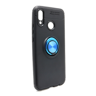 Futrola Elegant Ring za Huawei P20 Lite crno-plava