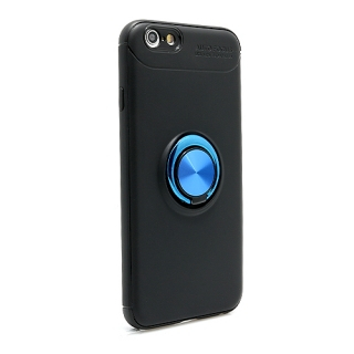 Futrola Elegant Ring za Iphone 6G/ Iphone 6S crno-plava