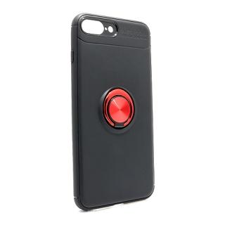 Futrola Elegant Ring za Iphone 7 Plus/ Iphone 8 Plus crno-crvena