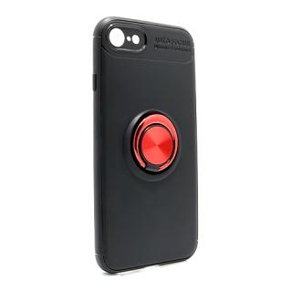 Futrola Elegant Ring za Iphone 7/ Iphone 8 crno-crvena