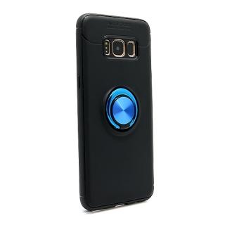 Futrola Elegant Ring za Samsung G950F Galaxy S8 crno-plava