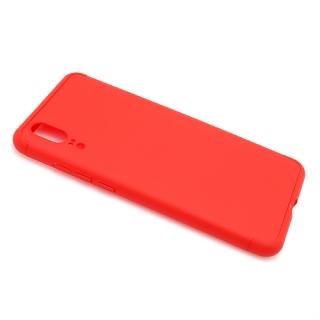 Futrola PVC 360 PROTECT za Huawei P20 crvena