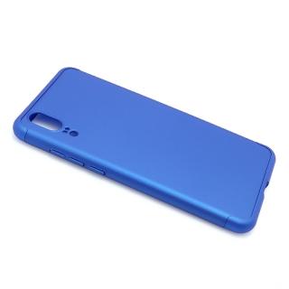Futrola PVC 360 PROTECT za Huawei P20 plava
