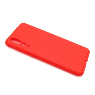 Futrola PVC 360 PROTECT za Huawei P20 Pro crvena