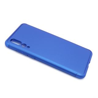 Futrola PVC 360 PROTECT za Huawei P20 Pro plava