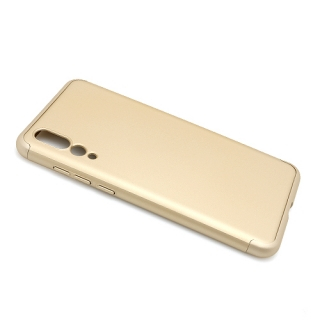 Futrola PVC 360 PROTECT za Huawei P20 Pro zlatna