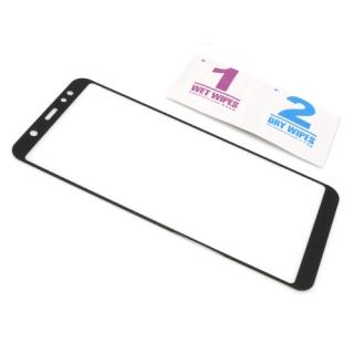 Folija za zastitu ekrana GLASS 2.5D za Samsung A605G Galaxy A6 Plus 2018 crna