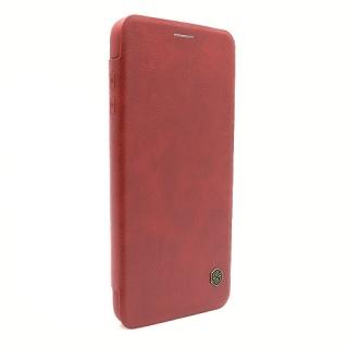 Futrola NILLKIN QIN za Samsung A605G Galaxy A6 Plus 2018 crvena