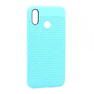 Futrola silikon DROPS za Huawei P20 Lite svetlo plava