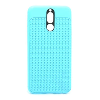 Futrola silikon DROPS za Huawei Mate 10 Lite svetlo plava