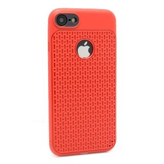 Futrola silikon DROPS za Iphone 7/ Iphone 8 crvena