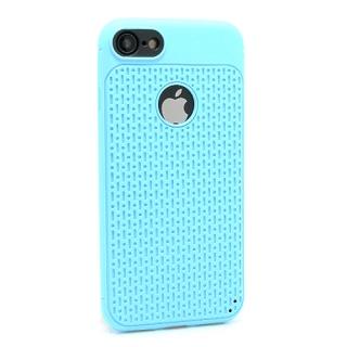 Futrola silikon DROPS za Iphone 7/ Iphone 8 svetlo plava