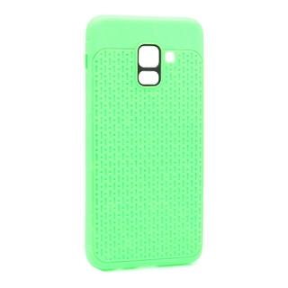 Futrola silikon DROPS za Samsung A530F Galaxy A8 2018 zelena