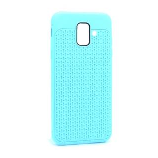 Futrola silikon DROPS za Samsung A600F Galaxy A6 2018 svetlo plava