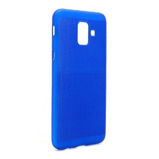 Futrola PVC BREATH za Samsung A600F Galaxy A6 2018 plava