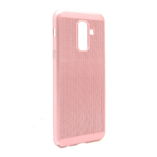 Futrola PVC BREATH za Samsung A605G Galaxy A6 Plus 2018 roze