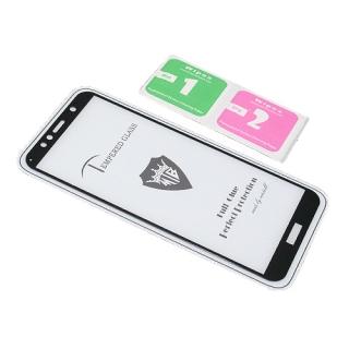 Folija za zastitu ekrana GLASS 2.5D za Huawei Y6 2018 crna