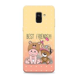 Futrola DURABLE PRINT za Samsung A530F Galaxy A8 2018 DP0035