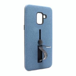 Futrola Finger Strap za Samsung A530F Galaxy A8 2018 teget
