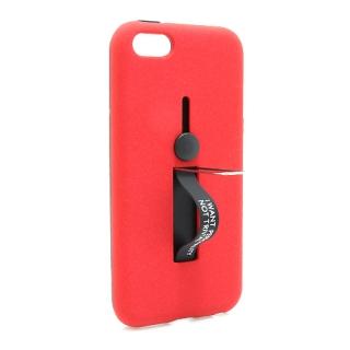 Futrola Finger Strap za Iphone 5G/Iphone 5S/Iphone SE crvena