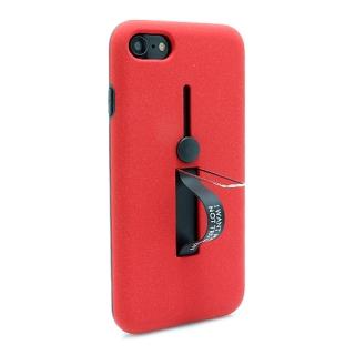 Futrola Finger Strap za Iphone 7/Iphone 8 crvena