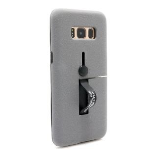 Futrola Finger Strap za Samsung G950F Galaxy S8 siva