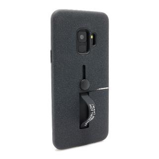 Futrola Finger Strap za Samsung G960F Galaxy S9 crna