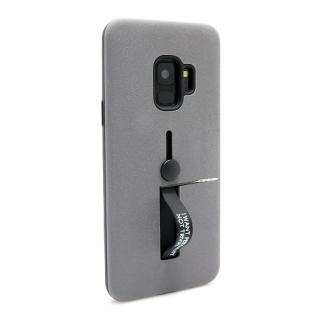 Futrola Finger Strap za Samsung G960F Galaxy S9 siva