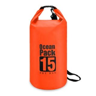Vodootporna torba 15L crvena