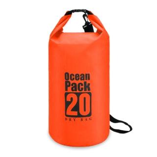 Vodootporna torba 20L crvena